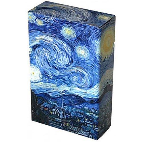 Zigarettenbox Maler Van-Gogh-Gemälde Sternennacht