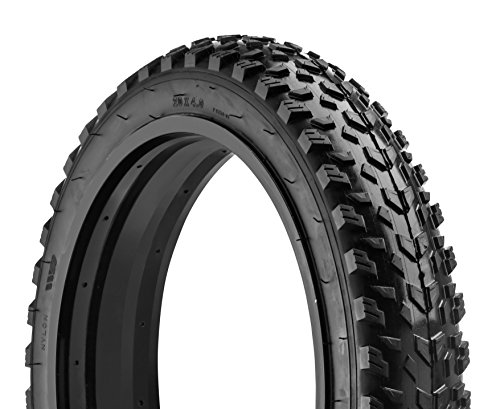 Mongoose Fat Tire Bike Tire, Mountain Bike Accessory, 26' x 4'