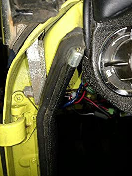 7-12mm - Length 3 Feet Fits Edge 0.07-0.15 Door Rubber Seal Horizontal Bulb Fits Gap 0.27-0.5 1 Meter 2-4mm