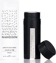 Best nanogen keratin hair fibers Reviews
