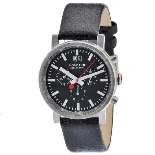 Mondaine Unisex A690.30304.14SBB Quartz Analog Watch