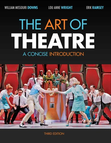 Bundle: The Art of Theatre: A Concise Introduction, 3rd + Theatre CourseMate with eBook Access Code