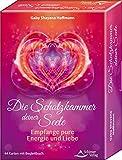 SET - Die Schatzkammer deiner Seele: Empfange pure Energie und Liebe - 44 Karten mit Begleitbuch
