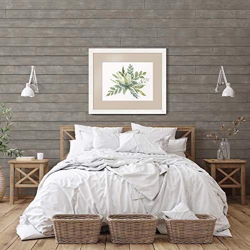 1 in. x 6 in. x 4 ft. UFP-Edge Rustic Collection Pine Shiplap (6-Pack) (Gray), Factory Finished, Bold Colors, Interior DIY Decor