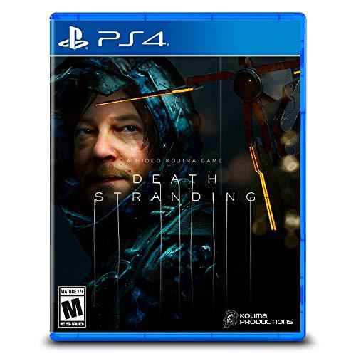 Death Stranding – Standard Edition – PlayStation 4