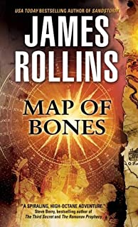 Map of Bones: A Sigma Force Novel (Sigma Force Series Book 2)