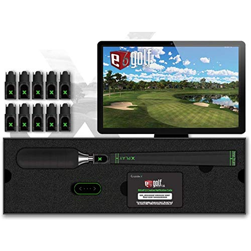 Tittle Golf X-Golf Premium Simulator