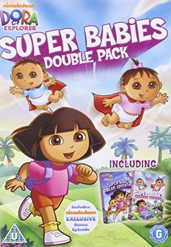 Dora Super Babies Double Pack (2 Dvd) [Edizione: Regno Unito] [Edizione: Regno Unito]