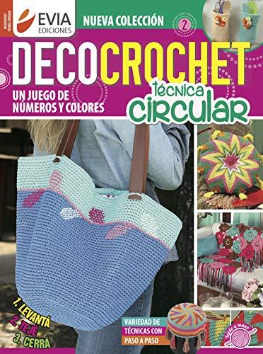 DECOCROCHET: técnica circular 2 (DECOCROCHET técnica circular)