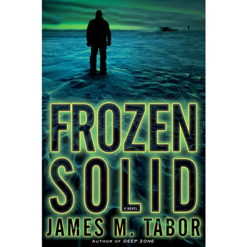 Frozen Solid audiobook cover art