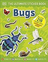 Ultimate Sticker Book Bugs