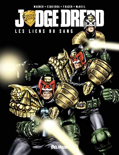 Judge Dredd : Les Liens du Sang