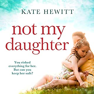 Not My Daughter audiobook cover art