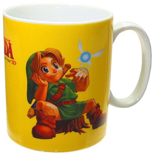 Preisvergleich Produktbild Nintendo Zelda Tasse gelb