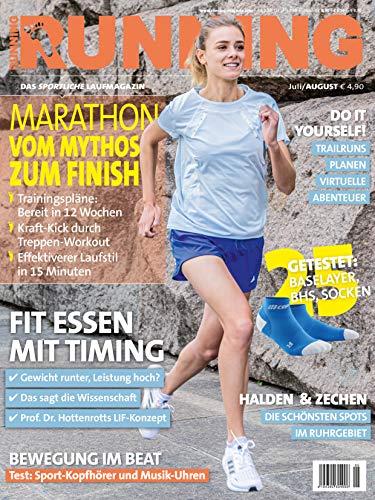 """Running 5/2020 """"Fit essen mit Timing"""""""