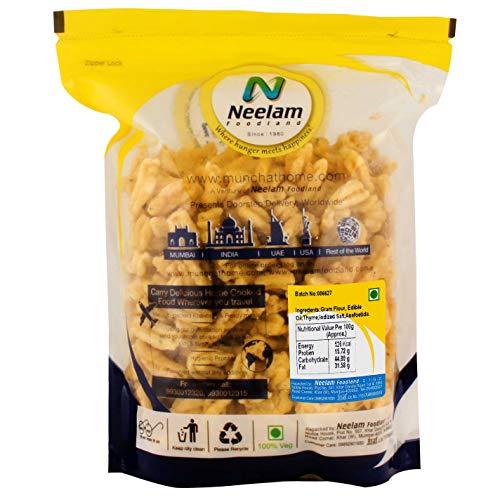 GATHIYA - Indian Snacks 250 gm (8.81 OZ)
