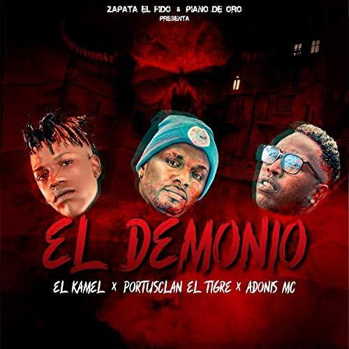 EL KAMEL, Portusclan El Tigre & Adonis MC