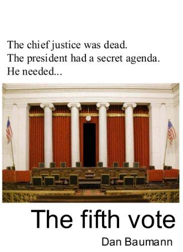 The Fifth Vote (Ron Jordan Book 1) (English Edition)