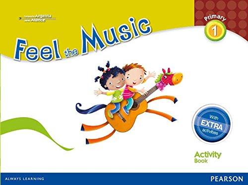 Feel The Music 1. Activity Book Pack - Edición LOMCE (Siente la Música) - 9788420564081