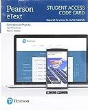 Pearson eText Conceptual Physics -- Access Card (12th Edition)