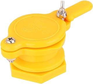 Nylon Honig Imkerei Honigabfüllung Hive Absperrschieber Honigschleuder Hahn