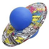 N/W Hüpfball Kinder Erwachsene Gymnastikball Hopping Spielzeug Balance Board Trainieren Gleichgewichtssinn und die Geschicklichkeit
