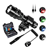Ouesen LED Tactical Flashlights with...