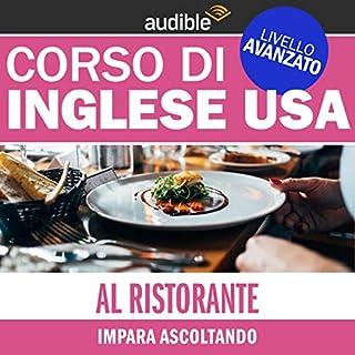Al ristorante (Impara ascoltando) copertina