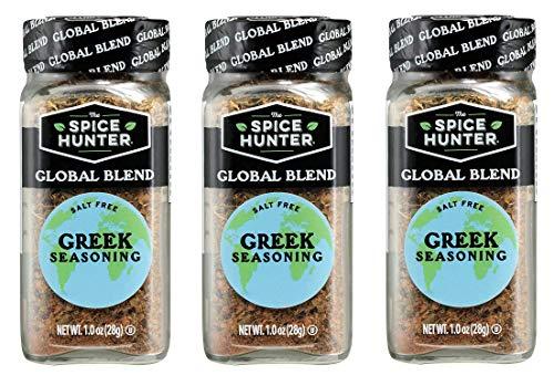Spice Hunter The Seasoning Blend jar, Greek, 1 Oz