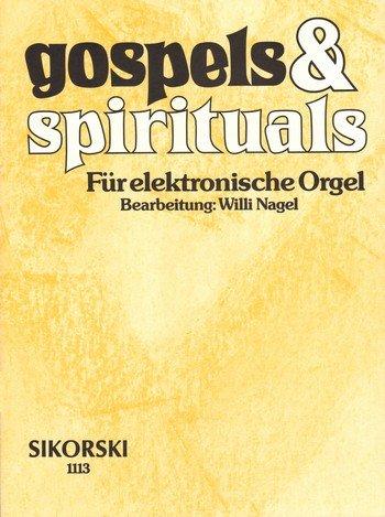Gospels en sterke dranken: