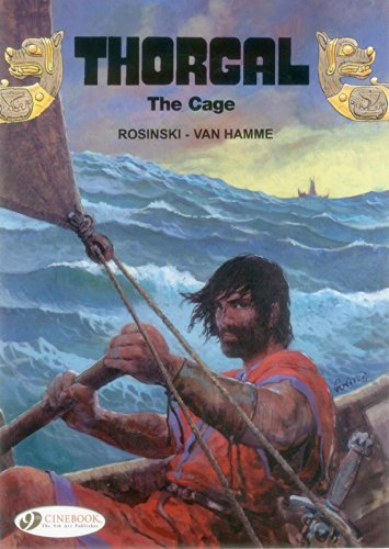 Thorgal - tome 15 The Cage (15)