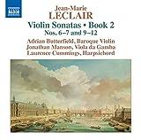 Violinsonaten Buch 2,Nr.6-7+9-12