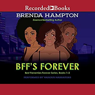 BFFs Forever audiobook cover art