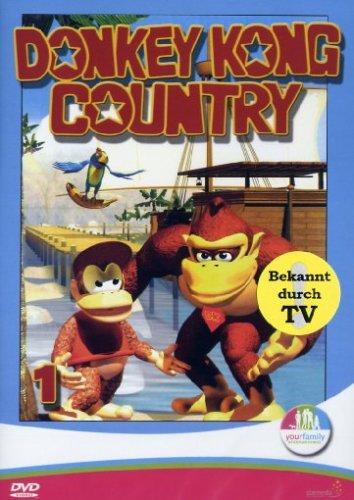 Donkey Kong Country - Vol. 1