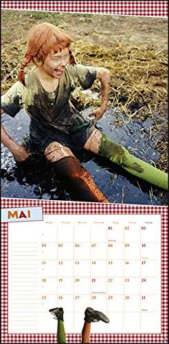 Pippi Langstrumpf Kalender 2020 - 6