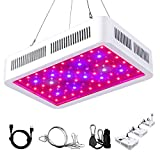 Roleadro Grow Light, 1000W LED Grow Light Full Spectrum Galaxyhydro Series Plant Light for Indoor Plants with UV&IR for Greenhouse, Hydroponics, Seedlings, Veg and Flower