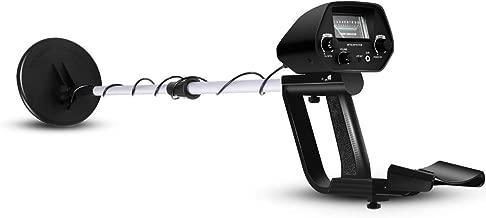 Goplus Waterproof Metal Detector Kit for Beginner Sensitive Search Gold Digger Hunter Finder 6.5