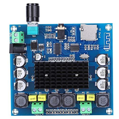 Versterkerkaart, digitale versterkerkaart voor Bluetooth 5.0 TPA3116 Chipondersteuning voor geheugenkaart AUX-ingang