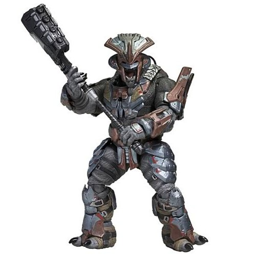 McFarlane Toys Action Figure - Halo Reach Series 5 - BRUTE CHIEFTAIN