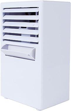 Portable Multi Functional Fan & Air Cinditioner, Elevin(TM) Portable Air Conditioner Fan Mini Evaporative Air Circulator Cool