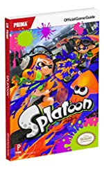 Splatoon - Prima Official Game Guide de David Knight