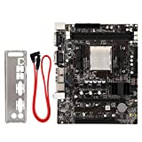 Placa Base para computadora de Escritorio, Placa Base DDR2/DDR3 para chipset Nvidia N68/C61, Soporte AM2/AM3 + CPU de Doble núcleo, USB/SATA/Interfaz de Audio Frontal/IDE