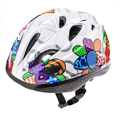 meteor Casco Bicicleta Bebe Helmet Bici Ciclismo para Niño - Cascos para Infantil - Bici Casco para Patinete Ciclismo Montaña BMX Carretera Skate Patines monopatines HB6-5