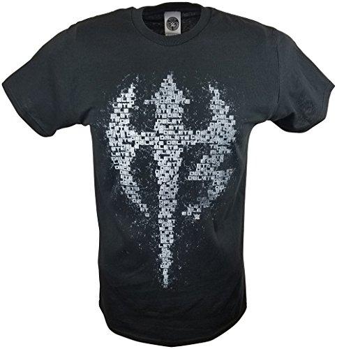 Matt Jeff Hardy Boyz Delete Logo Mens T-Shirt-3XL