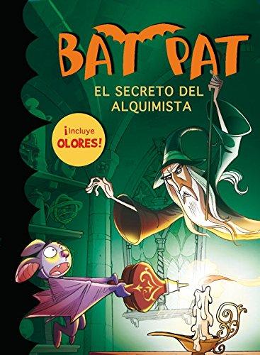 Bat Pat: el secreto del alquimista (libro de olores)