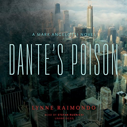 Dante's Poison audiobook cover art