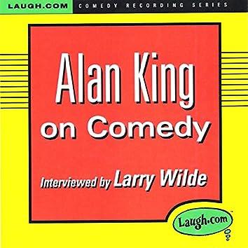 Alan King on Comedy