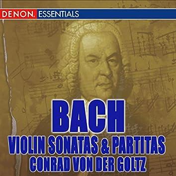 J.S. Bach: Violin Sonatas & Partitas BWV 1001-1006