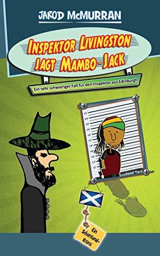 Inspektor Livingston jagt Mambo-Jack Titelbild
