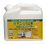 水性ヤニ・シミ止めシーラー 1.6L 白色の写真